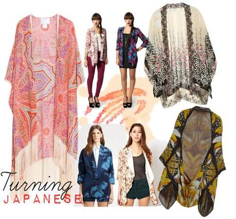 What I Wore: Turning Japanese