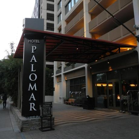 Kimpton palomar los angeles a pet friendly hotel review for Dog hotels in los angeles
