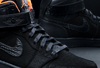 Limited Edition Nike Air Jordan 1 BHM | Man of Many