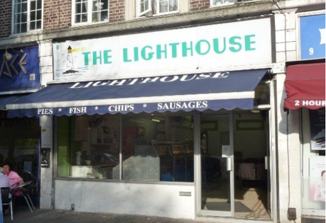 The Best Chip Shop in London: A Star In the East