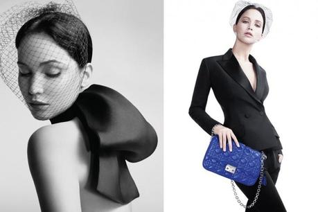 Jennifer Lawrence for Miss Dior campaign by Willy Vanderperre   2