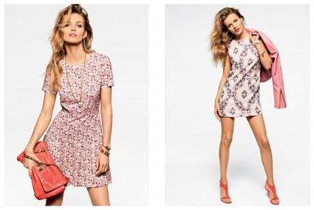 Anna Selezneva, Edita Vilkeviciute and Magdalena Frackowiak for Juicy Couture's Spring 2013 Lookbook4