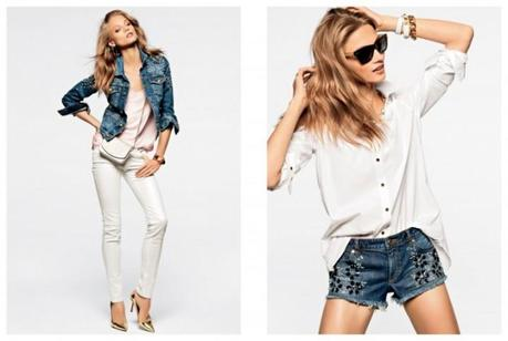 Anna Selezneva, Edita Vilkeviciute and Magdalena Frackowiak for Juicy Couture's Spring 2013 Lookbook3