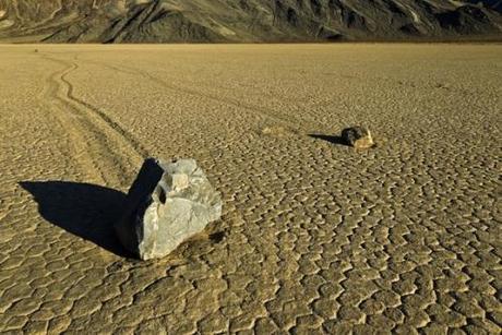 Moving rocks by Lukich, Shutterstock