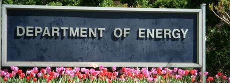 Sign for the United States Department of Energy building in Washington DC (Credit: Jsquish http://commons.wikimedia.org/wiki/User:JSquish)
