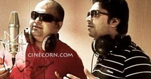 simbu song in jr ntr baadshah 300x157 Simbu Croons For NTRs Baadshah