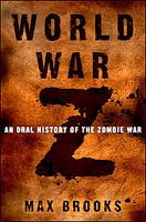 Book Review & Movie Trailer: World War Z by Max Brooks