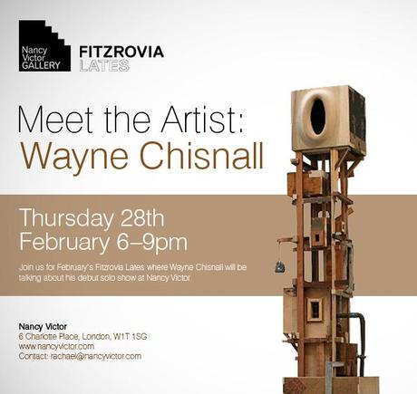 Fitzrovia Late – Thurs 28th Feb