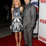 Anna Paquin and Stephen Moyer Great British Film Reception Red Carpet Jonathan Leibson Getty 2