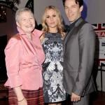 Anna Paquin, Stephen Moyer, Dame Barbara Hey Great British Film Reception-Inside Mike Windle Getty 4