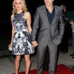 Anna Paquin and Stephen Moyer Great British Film Reception Red Carpet Jonathan Leibson Getty 11