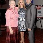 Anna Paquin, Stephen Moyer, Dame Barbara Hey Great British Film Reception-Inside Mike Windle Getty 3