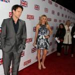 Anna Paquin and Stephen Moyer Great British Film Reception Red Carpet Jonathan Leibson Getty 6
