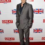 Stephen Moyer Great British Film Reception Red Carpet Jonathan Leibson Getty 10