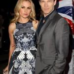 Anna Paquin and Stephen Moyer Great British Film Reception Red Carpet Jonathan Leibson Getty 5