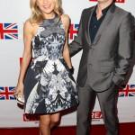 Anna Paquin and Stephen Moyer Great British Film Reception Red Carpet Jonathan Leibson Getty 3