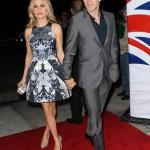 Anna Paquin and Stephen Moyer Great British Film Reception Red Carpet Jonathan Leibson Getty