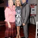 Anna Paquin, Stephen Moyer, Dame Barbara Hey Great British Film Reception-Inside Mike Windle Getty 5