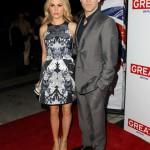 Anna Paquin and Stephen Moyer Great British Film Reception Red Carpet Jonathan Leibson Getty 7