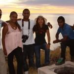 Our friends from Cold Media Productions - producers of the documentary video of our trip to PNG