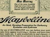 "Maybelline Girl, Murray, Rose Fame During Silent Film Known ""The Girl with Bee-Stung Lips"" Gardenia Screen"""