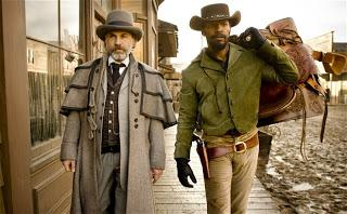 A Meal for the Senses — Django Unchained