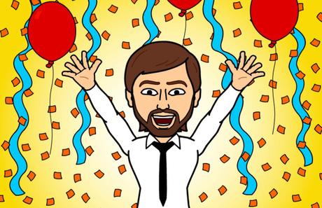 Bitstrips Celebration - My 31st Birthday