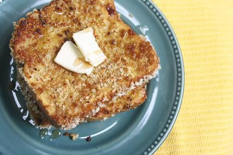 on the ultimate french toast...