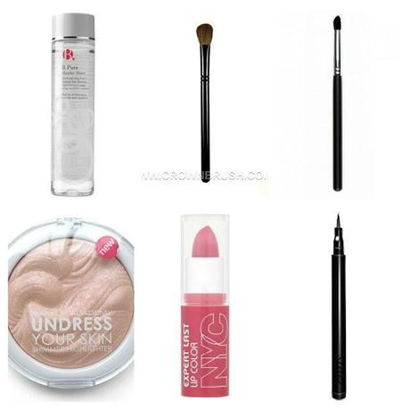 PayDay Beauty Shopping List