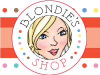 Blondie's Shop: Baby Division.