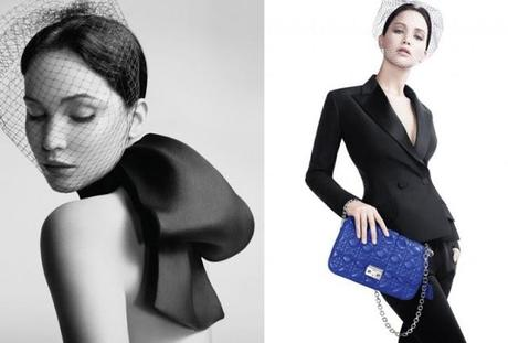 JENNIFER LAWRENCE IN MISS DIOR SPRING 2013 CAMPAIGN