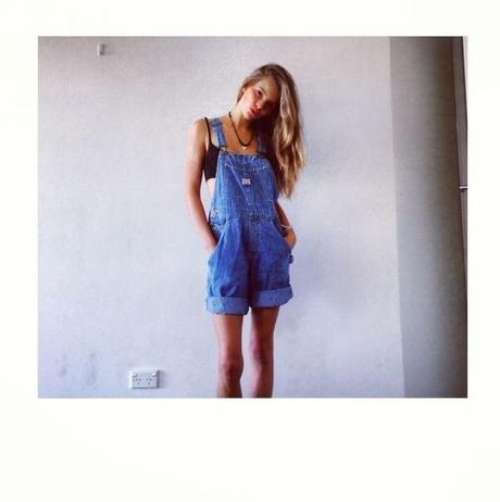 what to wear: overalls