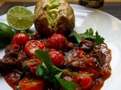 Sticky, Spicy Smokey Chipotle Lamb Stew
