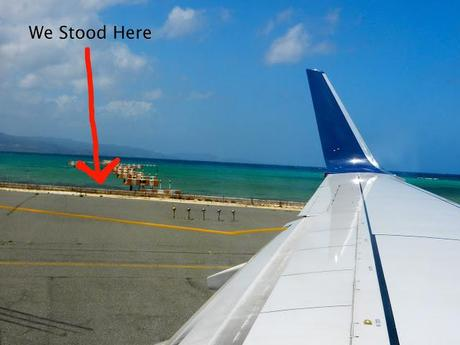 Montego Bay's Airport --Like St. Maarten