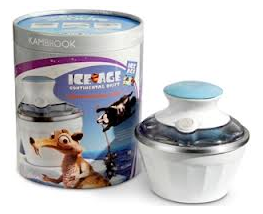 Kambrook Little Chefs Ice Cream Maker : How to adult it up, yo