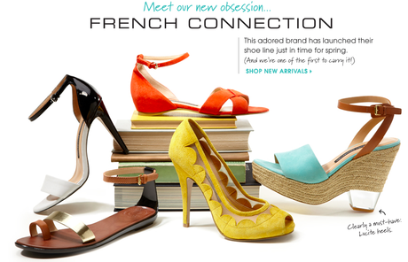 french connection shoes trends 2013 covet her closet sale promo code covet her closet free shipping deal how to wear new