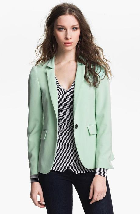nordstrom blazer how to wear covet her closet fashion celebrity gossip blog tutorial trends 2013 deal sale promo code