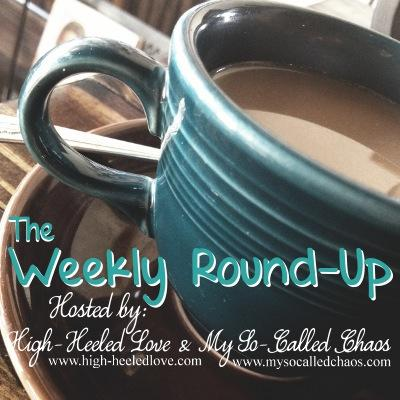 Sharing is Loving!  My Weekly Round Up!