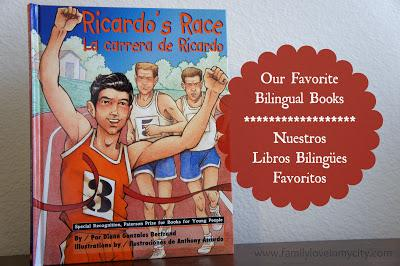 Dual Language Libros: Ricardo's Race