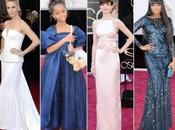 2013 Oscar Awards Finally Revealed—High Fashion Carpet Dresses Collection