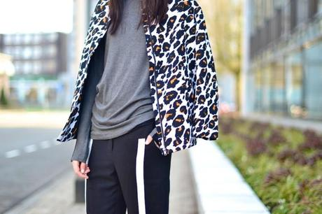 stella mccartney lookalike hm trend leopard jacket