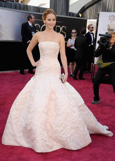 Red Carpet Fashion: 2013 Oscars Best Dressed