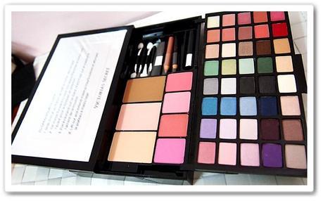Victoria's secret palette makeup