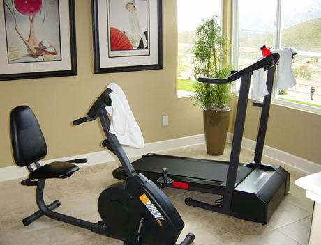 home gym ideas  paperblog