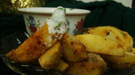 Super Potato Wedges McCains Style-Baked