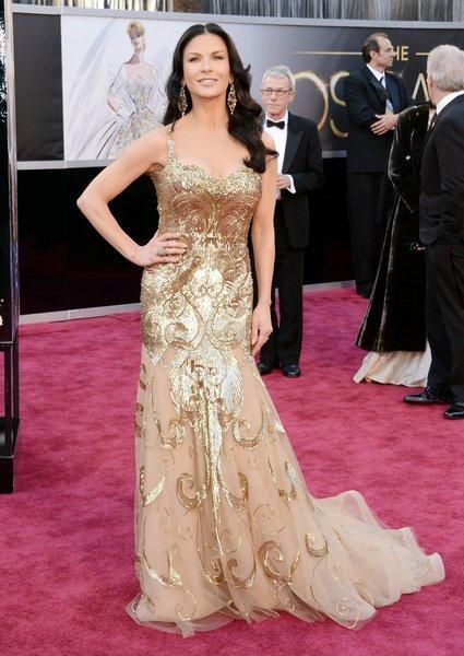 Oscars 2013 - All The Dresses