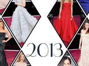Beautiful Glamorous Oscars 2013.