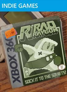 S&S; Indie Review: Rad Raygun