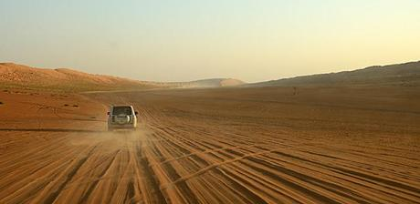 Camping, glamping and dune stamping. Desert accommodation in the UAE and beyond