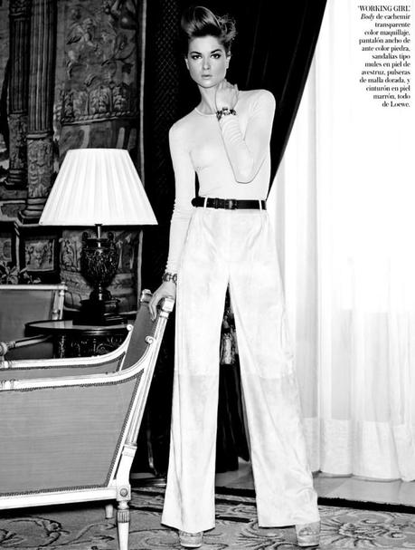 Bo Don by Gonzalo Machado for Vogue Spain March 2013 2